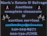 Mark's Estate & Salvage Auctions