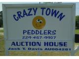 Crazy Town Peddlers Auction House