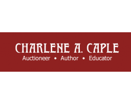 C. A. Caple Auctioneer & Appraiser