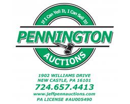 PENNINGTON AUCTIONS