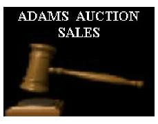 Adams Auction Sales