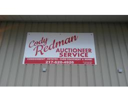 Cody Redman Auctioneer Service