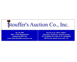 Stouffer's Auction & Real Estate Co.